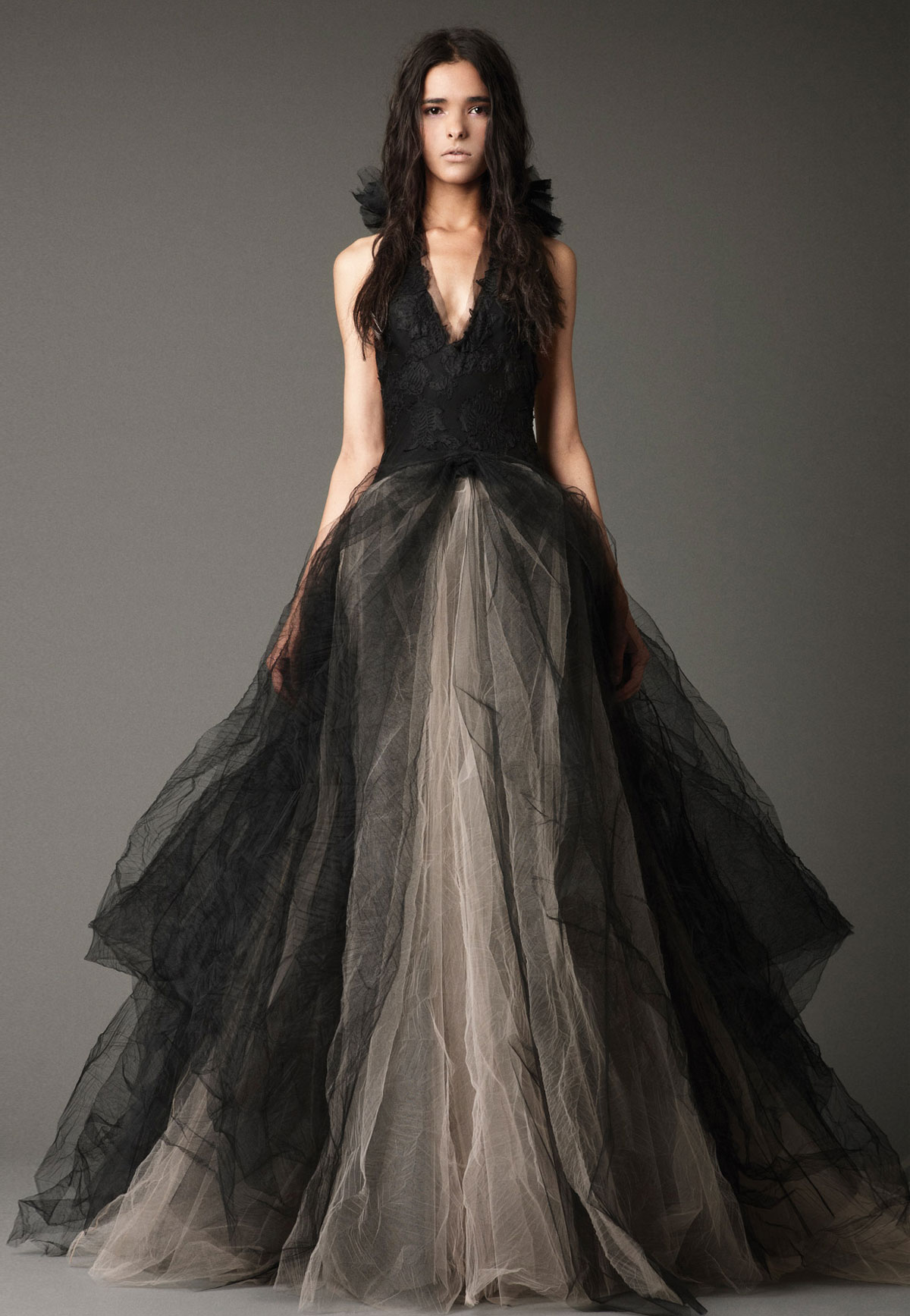 fall gown wedding dress Fall